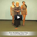 How to Model 1/2 Turns on the Runway: Video Modeling Lesson