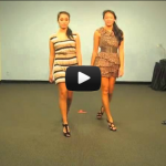 How to Walk the Catwalk: A Video Modeling Lesson