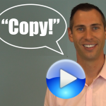 "What Does ""Copy"" Mean for Actors? (Video Lesson)"