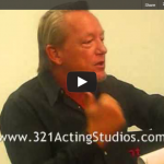 Making Strong Acting Choices; Advice from Master Instructor, John Walcutt