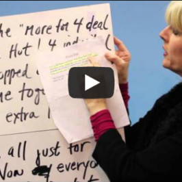 Cue Card Orientation: Video Acting Lesson