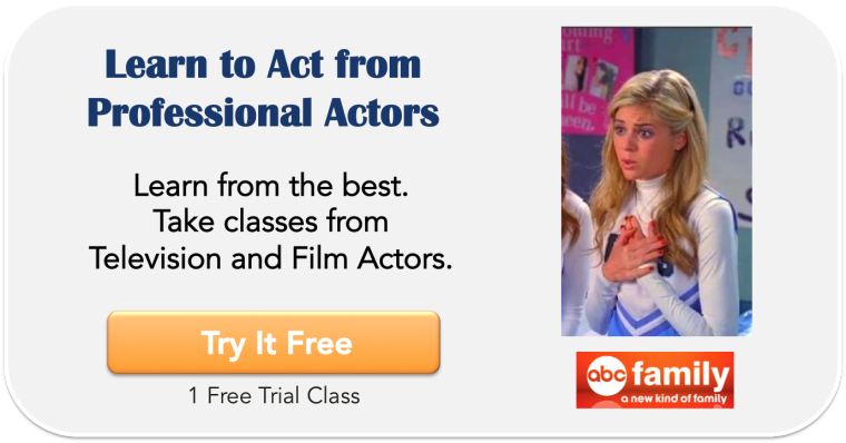 schedule free acting class