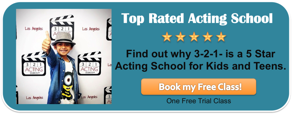 Free Acting Class for Kids in Los Angeles