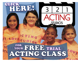 Click here to get started on things actors need for success with a free acting class at 321 Acting school for kids in Los Angeles.