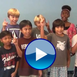 Reacting – Great Kids Acting Warm-up Game! (Video Acting Lesson)