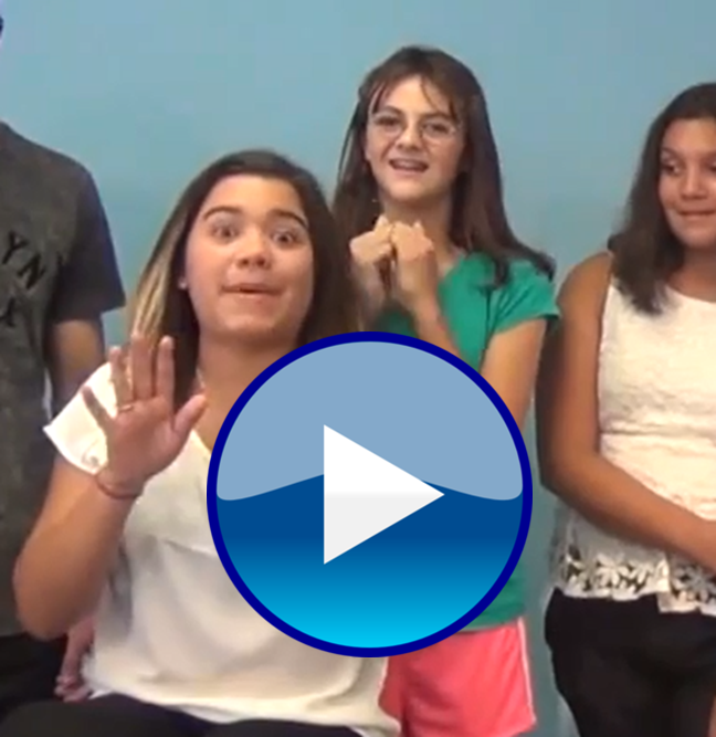 Staying in Character (Video Acting Lesson)   Kid's Top Hollywood