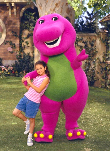 How Selena Gomez started acting on Barney & Friends