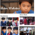 How to Create Your Actor Website -- 12 Tips!