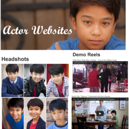 How to Create Your Actor Website — 12 Tips!