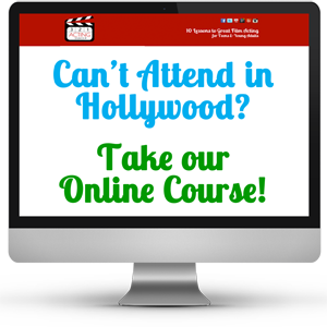 Can't Attend in Hollywood?