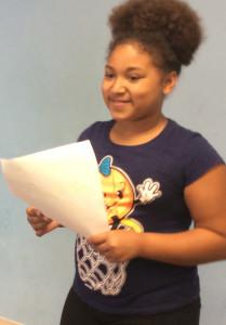 audition script