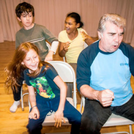 Why improv is good for actors: 4 reasons