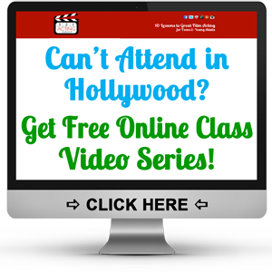 Can't Attend Class in Hollywood?